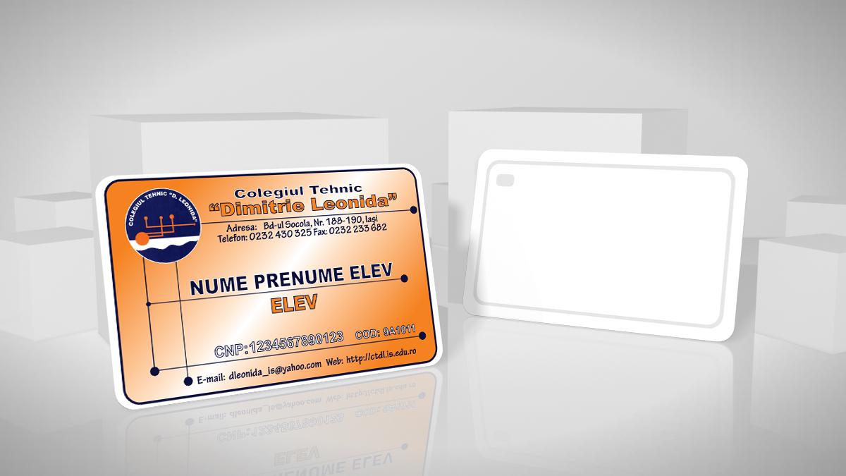 card acces elevi, RFID, EM 4100, TK 4100, 125 khz