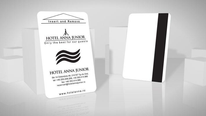 card de acces hotel cu banda magnetica LoCo