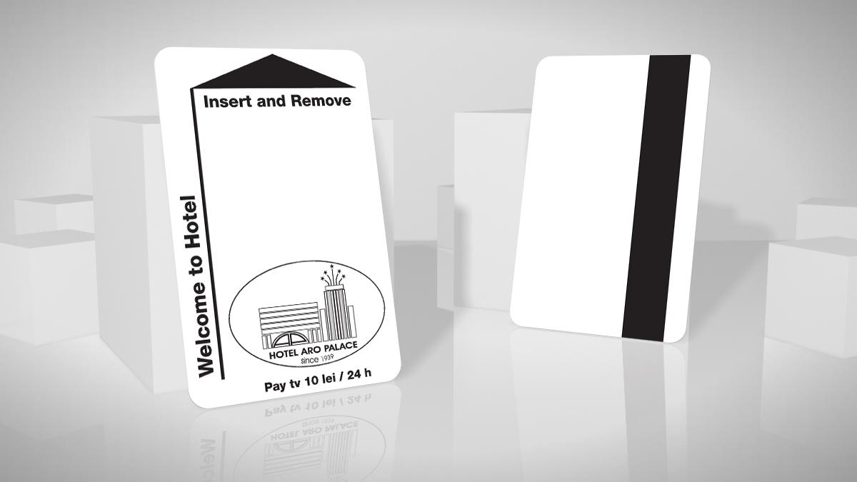 card acces cu banda magnetica LoCo